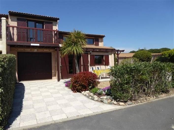 Location de vacances - Villa à Portiragnes Plage - Tamaris J18 Extérieur