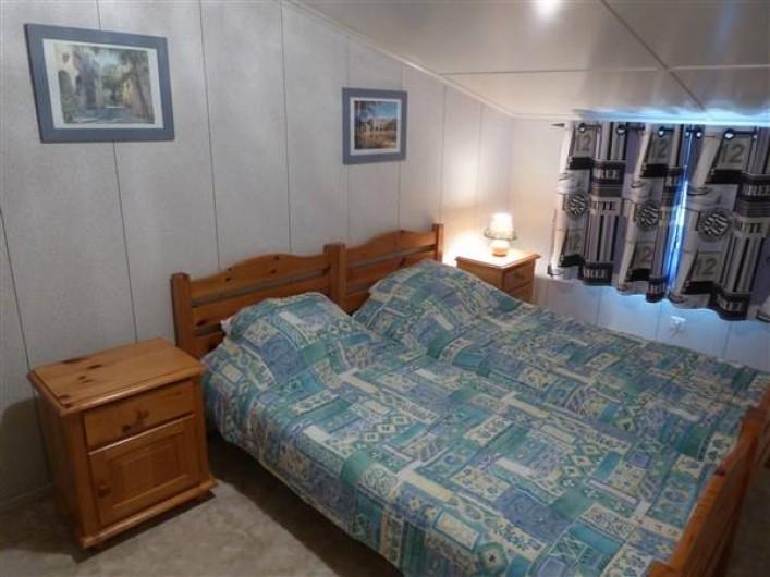 Location de vacances - Villa à Portiragnes Plage - Chambre 2