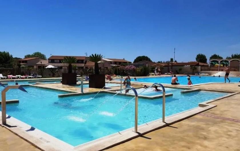 Location de vacances - Villa à Portiragnes Plage - Jacuzzi