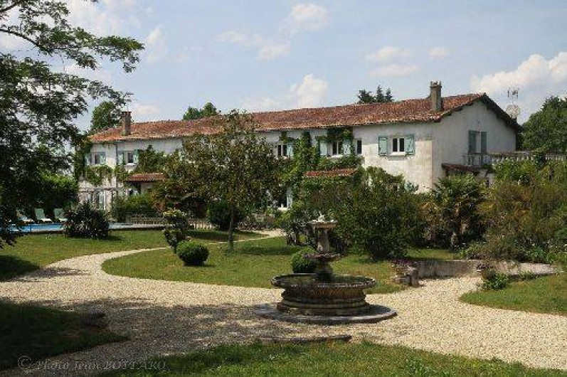 Location de vacances - Gîte à Avensan