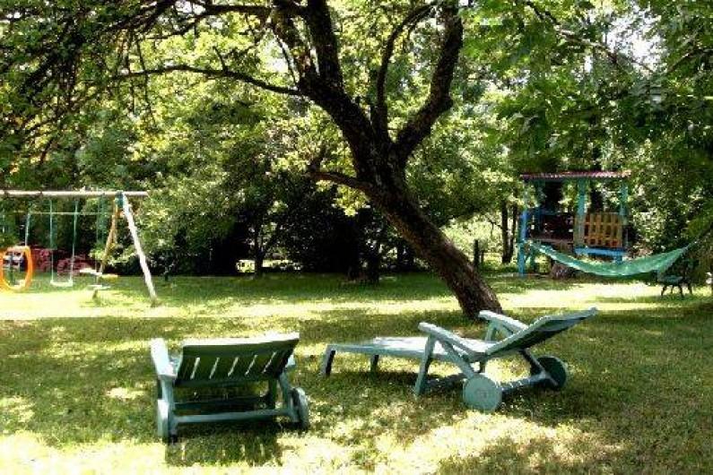 Location de vacances - Appartement à Cernex