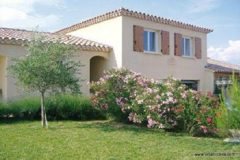 Location de vacances - Villa à La Rouvière