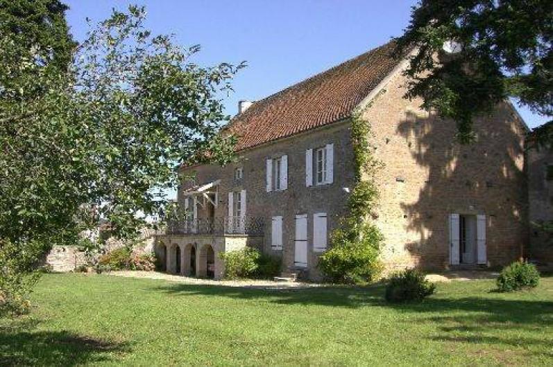 """Maison """"L'Oiseraie"""" À Genouilly En Saône Et Loire En Bourgogne Avec"""