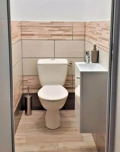 Location de vacances - Appartement à Le Mont-Dore - WC indépendant