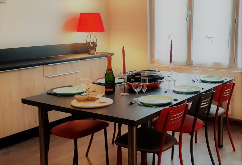 Location de vacances - Appartement à Le Mont-Dore - Salle à manger
