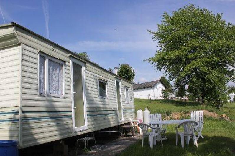 Location de vacances - Camping à Durnal