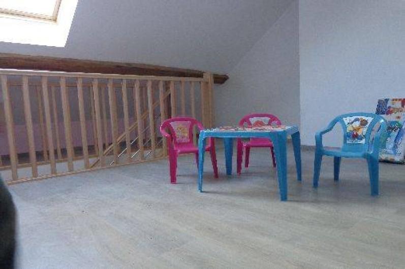 Location de vacances - Gîte à Puilly-et-Charbeaux