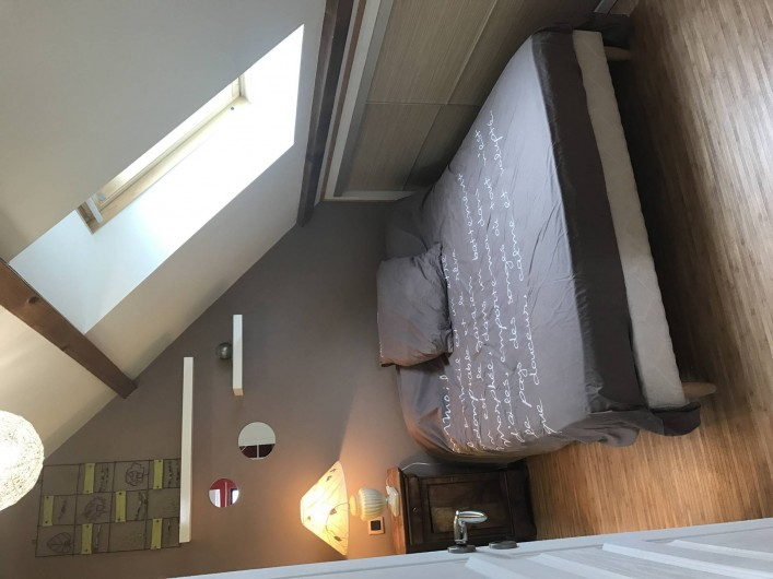 Location de vacances - Appartement à Rouvray - CHAMBRE