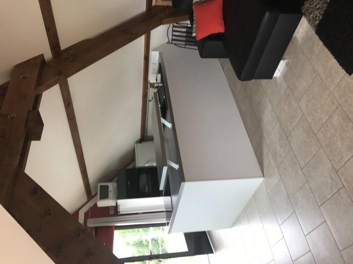 Location de vacances - Appartement à Rouvray - CUISINE