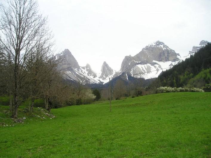 Location de vacances - Chambre d'hôtes à Lus-la-Croix-Haute - Printemps/Automne