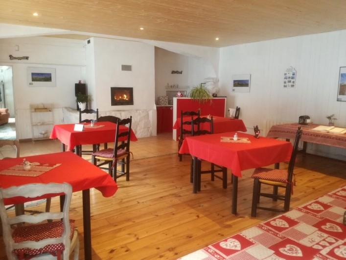 Location de vacances - Chambre d'hôtes à Lus-la-Croix-Haute - Gite ch 1