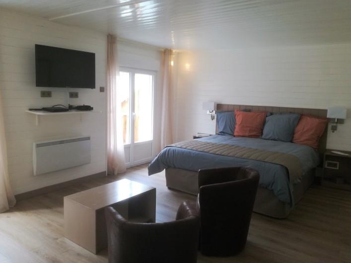 Location de vacances - Chambre d'hôtes à Lus-la-Croix-Haute - Gite ch 2