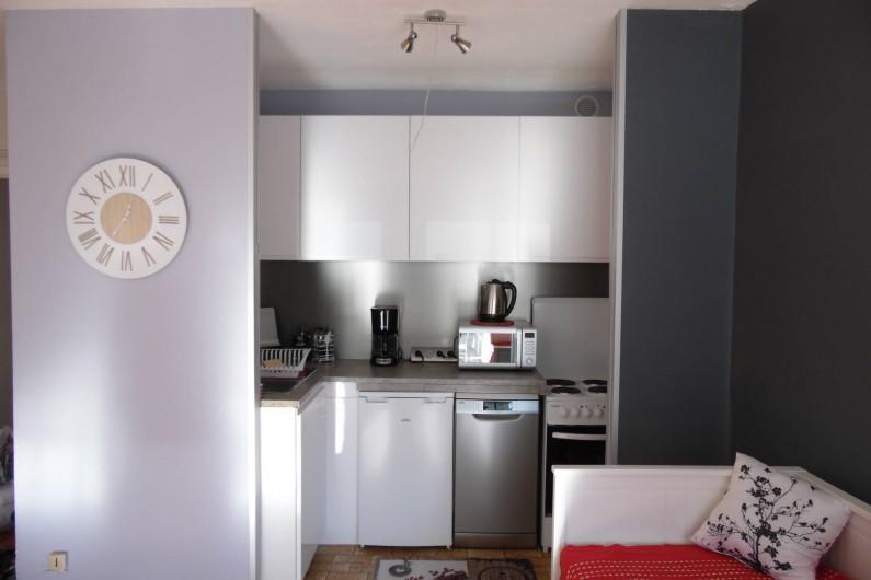 Location de vacances - Appartement à Briançon - Cuisine