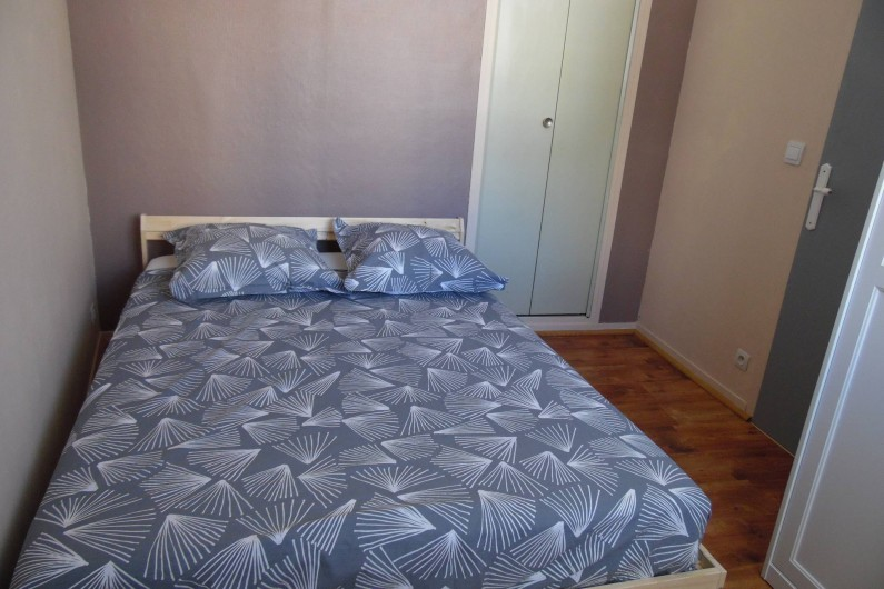 Location de vacances - Appartement à Briançon - Chambre