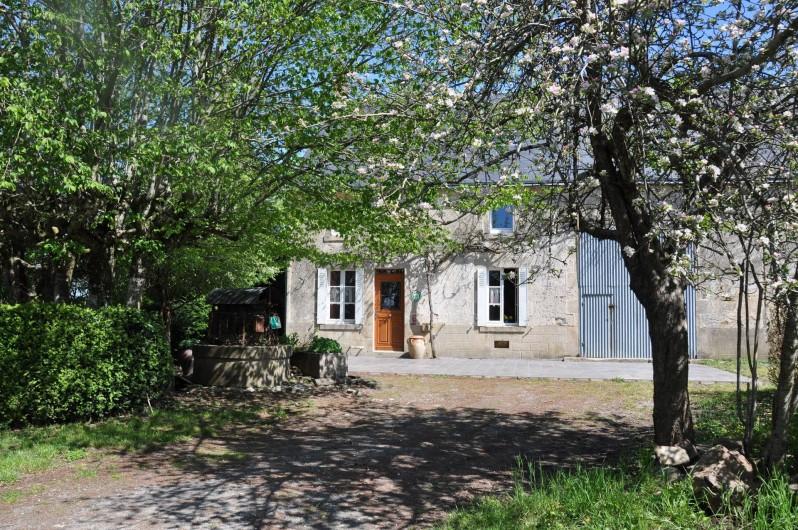 Location de vacances - Maison - Villa à Nouzerolles - façade côté rue