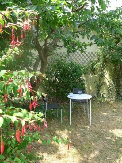 Location de vacances - Studio à Vannes - STUDIO A DEUX PAS DU GOLFE DU MORBIHAN n°2