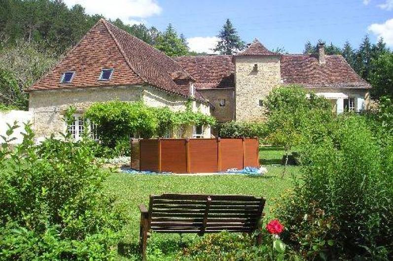 Location de vacances - Gîte à Saint-Chamassy - vu d'ensemble