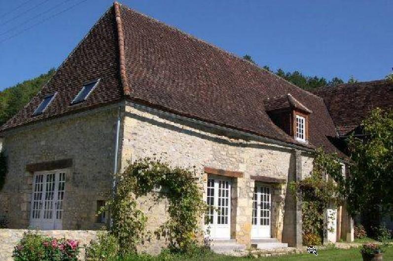 Location de vacances - Gîte à Saint-Chamassy - gîte