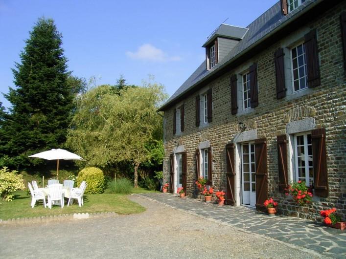 Location de vacances - Gîte à Guéhébert