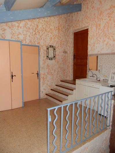 Location de vacances - Villa à Orange - cellier