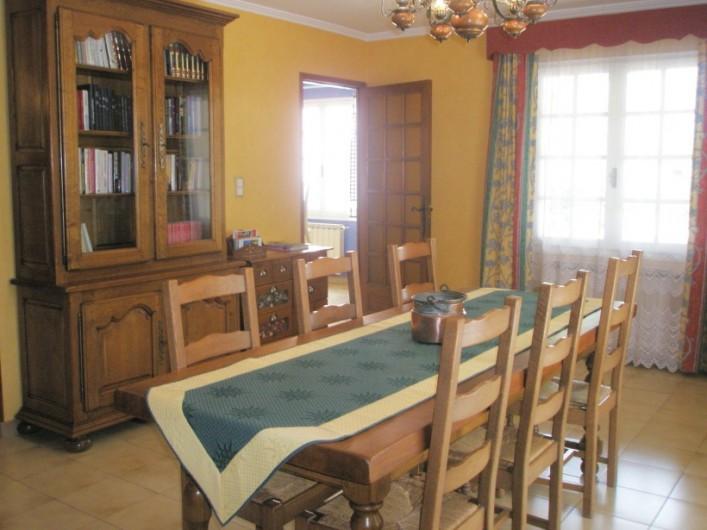 Location de vacances - Villa à Orange - séjour