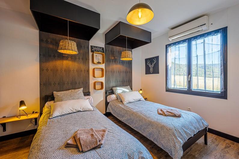 Location de vacances - Villa à Conilhac-Corbières - CAMBRE BLACK & WITHE