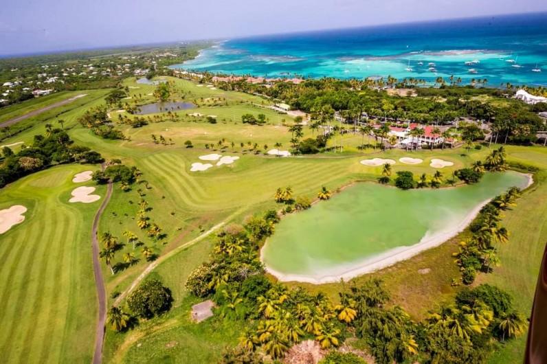 Location de vacances - Villa à Saint-François - Golf de St François