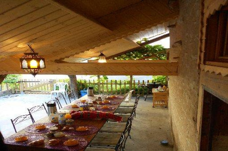 Location de vacances - Gîte à Gigny-sur-Saône
