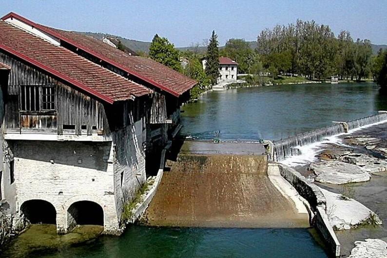 Location de vacances - Villa à Pont-de-Poitte