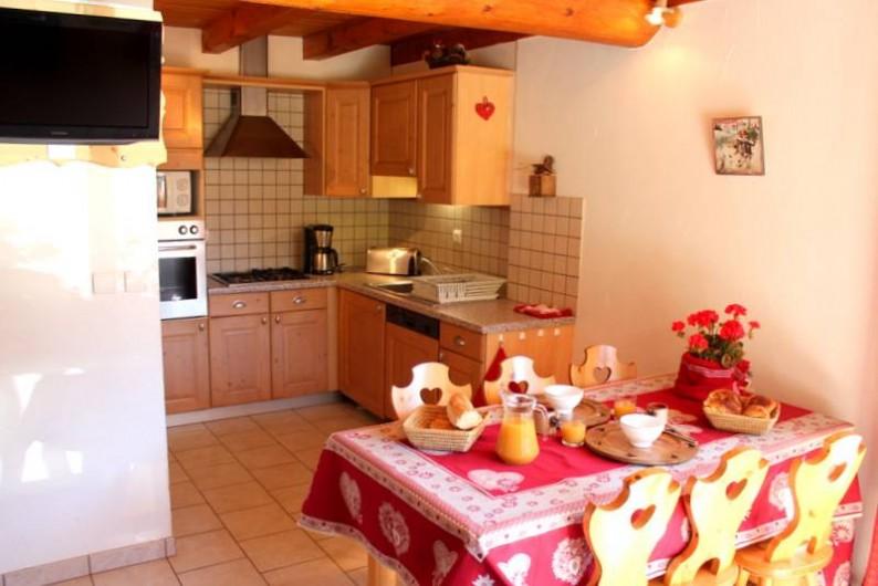 Location de vacances - Chalet à Valloire - Anémone