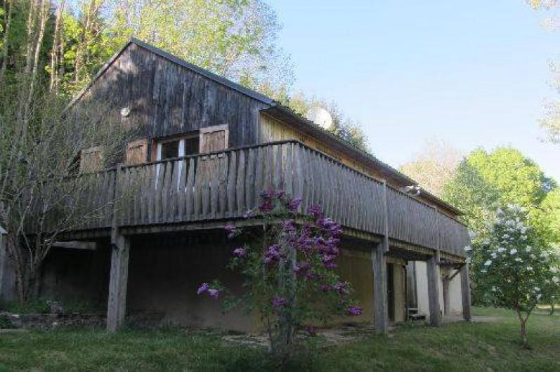 Location de vacances - Chalet à Sauclières