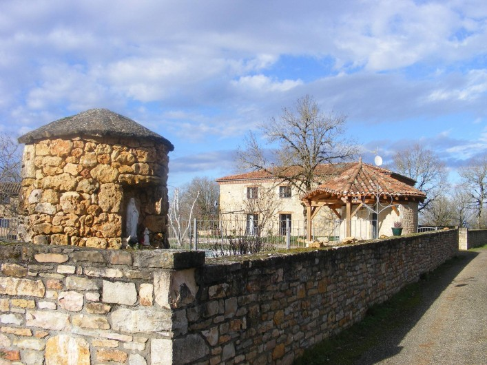 Location de vacances - Gîte à Saint-Antonin-Noble-Val - De magnifiques balades sur votre seuil