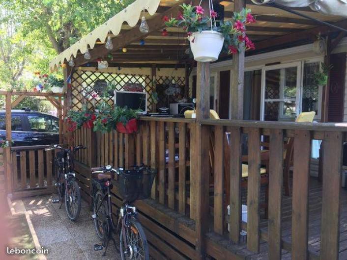 Location de vacances - Bungalow - Mobilhome à Saint-Aygulf
