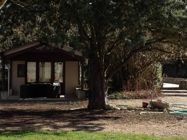 Location de vacances - Chambre d'hôtes à Messas - Votre chambre avec entrée indépendante.