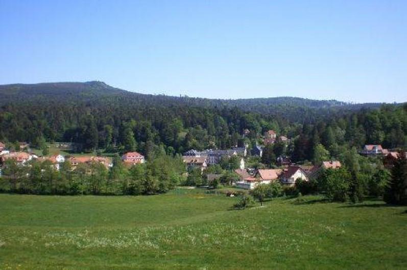 Location de vacances - Chalet à Le Hohwald