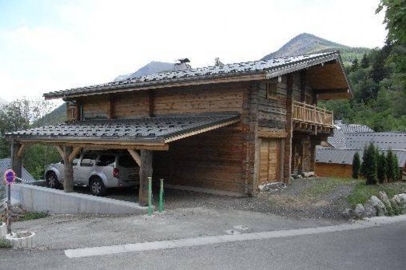 Location de vacances - Chalet à Mont-de-Lans