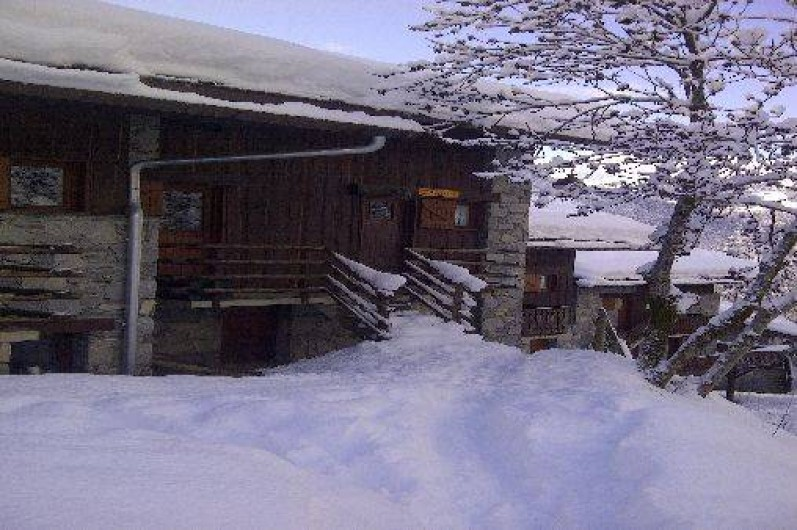 Location de vacances - Chalet à Champagny-en-Vanoise