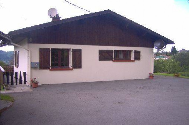 Location de vacances - Chalet à Gérardmer - chalet