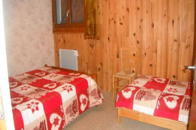 Location de vacances - Chalet à Gérardmer - chambre 3