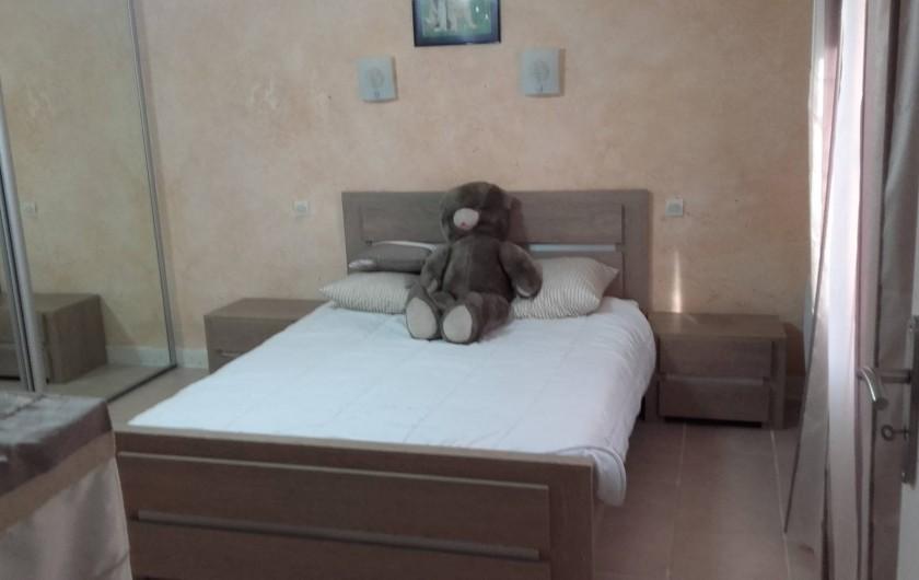 Location de vacances - Appartement à Flayosc - chambre