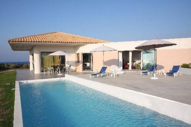 Location maison corse avec piscine priv e ventana blog - Location villa avec piscine en corse ...