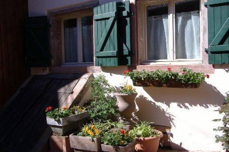 Location de vacances - Studio à Bouxwiller