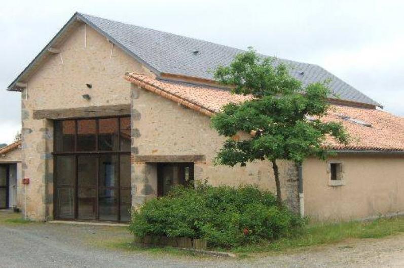 Location de vacances - Roulotte à Aubigny - Centre de la Guinière Hébergement de groupe