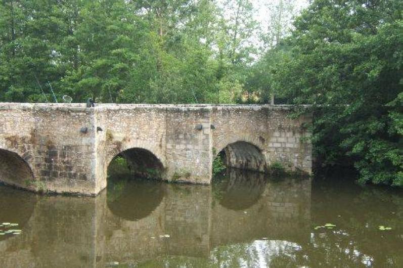 Location de vacances - Roulotte à Aubigny