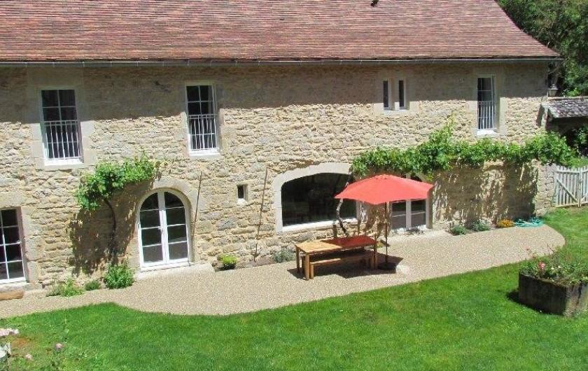 Location de vacances - Gîte à La Rouquette - La Grange