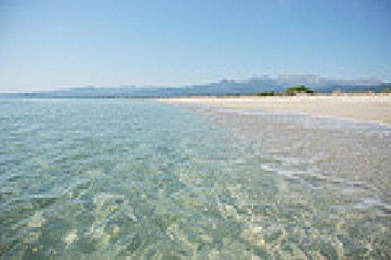 Location de vacances - Bungalow - Mobilhome à Ghisonaccia - Eau claire