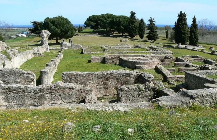 Location de vacances - Bungalow - Mobilhome à Ghisonaccia - Cité antique d'Aleria (20 km)