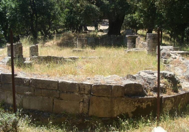 Location de vacances - Bungalow - Mobilhome à Ghisonaccia - Chapelle ruinée d'a Cursa Prunelli-Agnulettu (8 km)