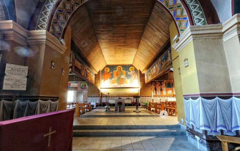 Location de vacances - Bungalow - Mobilhome à Ghisonaccia - Eglise San' Michele Ghisunaccia (4 km)