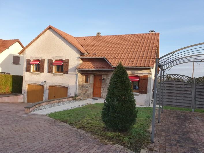 Location de vacances - Gîte à Villers-lès-Luxeuil